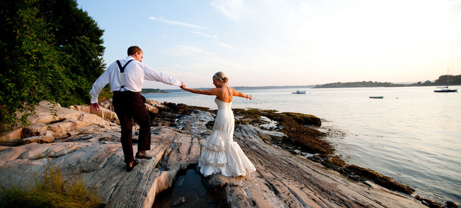 Destination weddings top 10 maine wedding venues junglespirit Choice Image