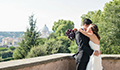 Romantic & Intimate Vows in Rome