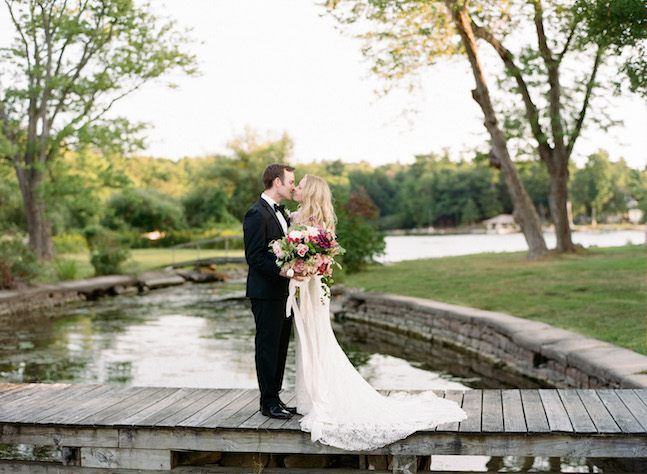 A Thousand Islands Wedding