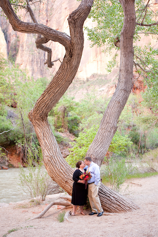 National Park destination wedding