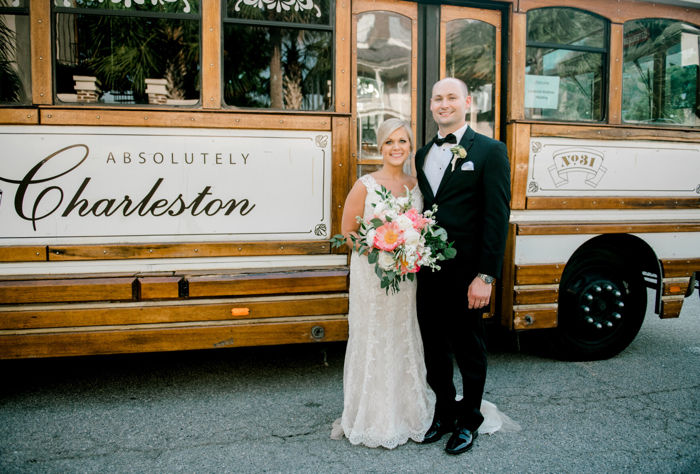 A Downtown Charleston Wedding