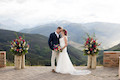 Sentimental Vail Real Wedding