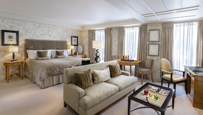 suite at the stafford london