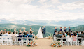 Mountaintop Real Wedding