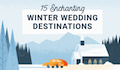 15 Winter Wedding Locations