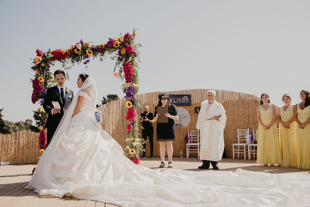 Real Turkish Destination Wedding