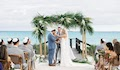 Chic Bahamas Real Wedding