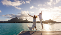 Bora Bora Real Elopement
