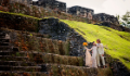 Belize Maya Ruins Real Wedding