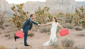 A Dreamy Desert Elopement