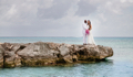 A Clever Cozumel Wedding