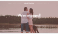Squarespace: Chic Wedding Websites