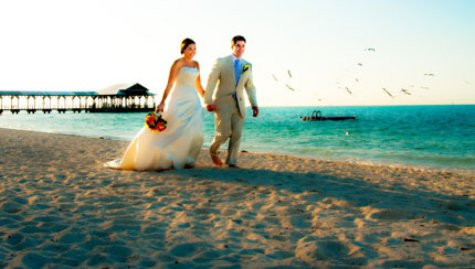 Dream Weddings Can Become A Reality At Luxurious Sunset Key Guest Cottages Westin Resort Creating Memories To Last Lifetime Is Easy On This 27 Acre