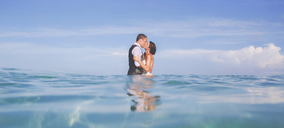 A Beautiful Bahamian Destination Wedding
