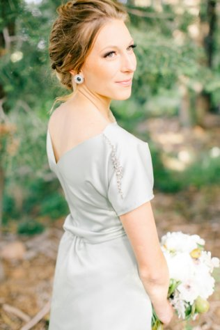 Elegant Updo, Hair & Makeup