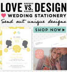 Love vs Design - Home Page Banner